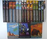 Display of Wallace of the Secret Service novels by Alexander Wilson. Image: Tim Crook.